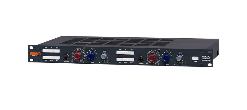 Warm Audio WA273- Two Channel British Microphone Preamp