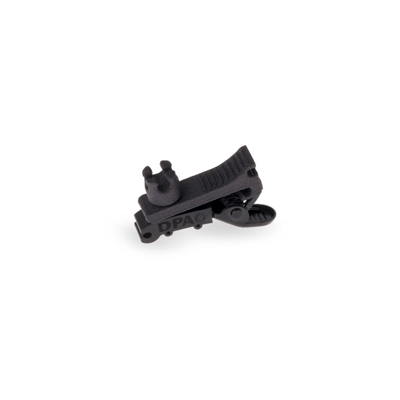 DPA 4-way Clip, Black