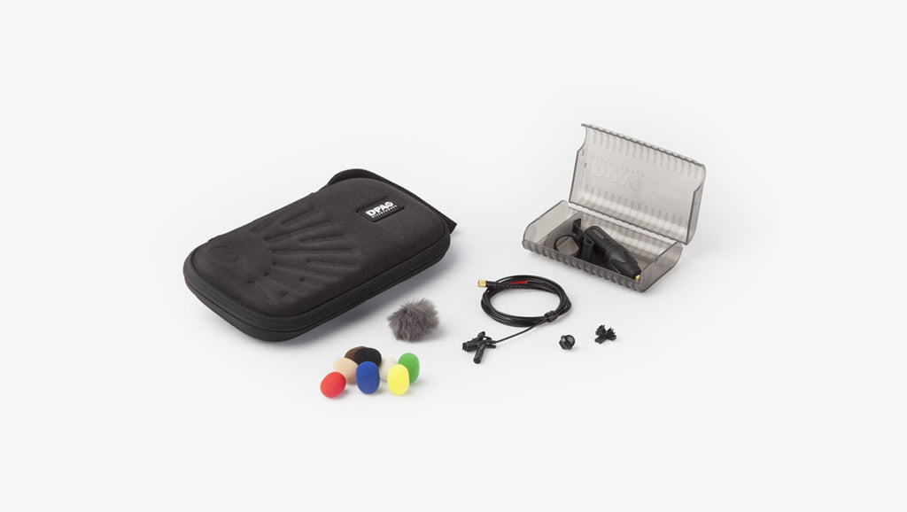 DPA d:screet™ 4071 ENG/EFP Microphone Kit