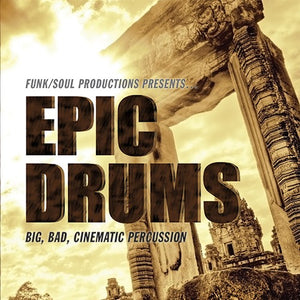 Big Fish Audio Epic Drums