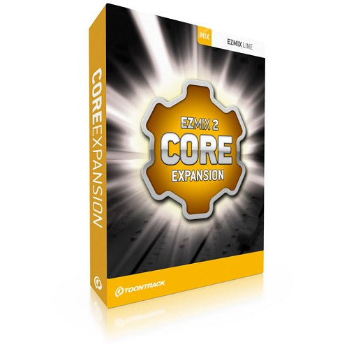 Toontrack EZmix-Pack CORE Expansion
