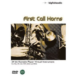Big Fish Audio First Call Horns