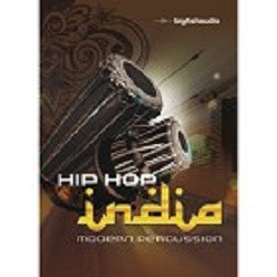 Big Fish Audio Hip Hop India: Modern Percussion