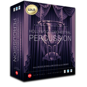 East West Hollywood Orchestral Percussion Gold