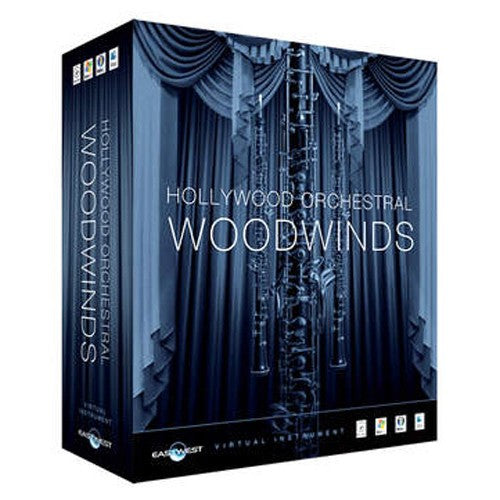 East West Hollywood Orchestral Woodwinds Diamond