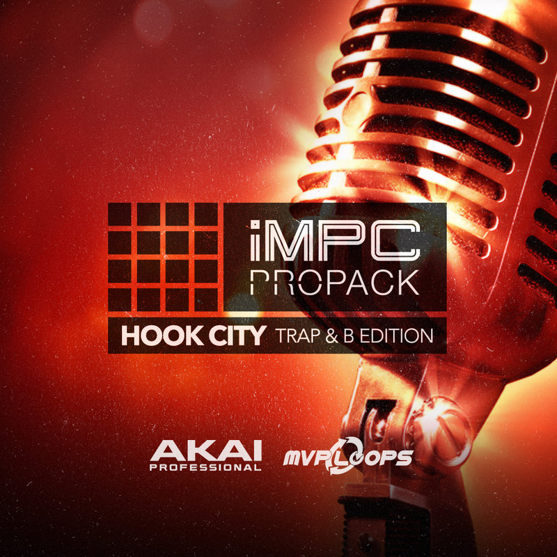 Akai Hook City Trap & B Edition