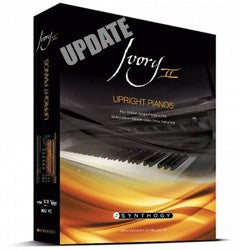 Synthogy Ivory II Upright Pianos Update