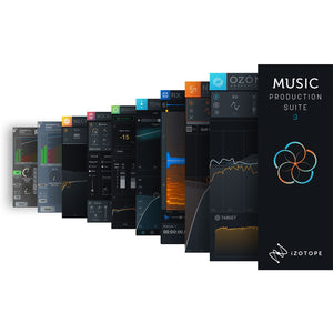 iZotope Music Production Suite 3: upgrade from Music Production Suite 2.1 (or Tonal Balance Bundle)