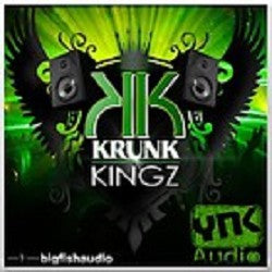 Big Fish Audio Krunk Kingz