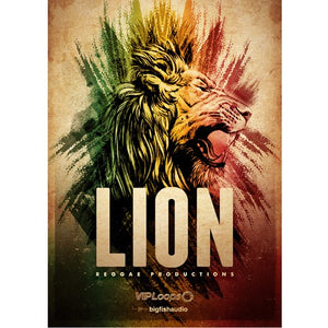 Big Fish Audio Lion