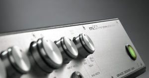 Grace Design m201 2 channel microphone preamplifier with optional reference ADC