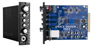Grace Design m501 500 series mic preamplifier