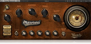 Waves Tony Maserati Signature Series Plug-in Bundle