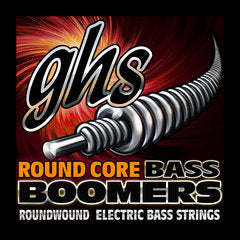 GHS Strings 6-ST BASS, ROUNDCORE BOOM, MEDIUM LIGHT