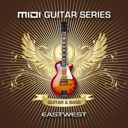 East West MGS Vol.4 Guitar and Bass