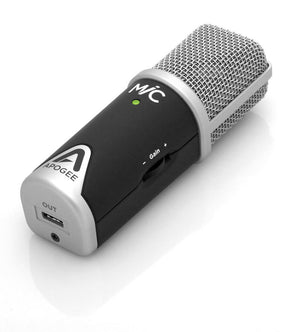 Apogee Mic 96K professional USB microphone for Windows & Mac