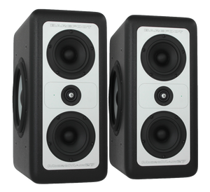 Barefoot Sound MicroMain 27 3.5-way active monitor with MEME™ Technology (Pair)