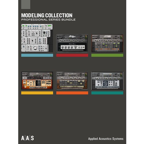 AAS Modeling Collection Bundle
