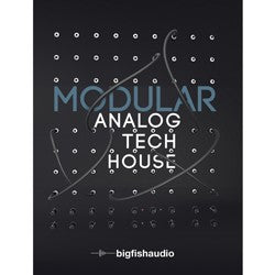 Big Fish Audio Modular: Analog Tech House