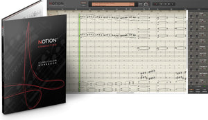 PreSonus Notion Conducting: Workbook + Product Key