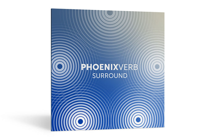 iZotope Exponential Audio: Phoenix Verb Surround