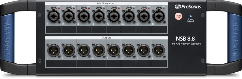 PreSonus NSB8.8 AVB Networked Stage Box