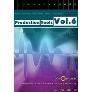 Best service Production Tools Vol. 6