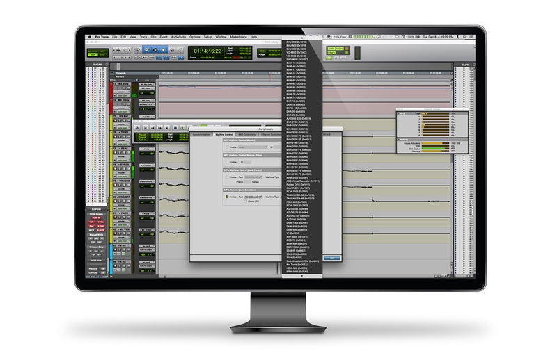 Avid Pro Tools | MachineControl
