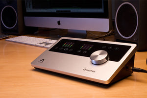 Apogee Quartet for iPad , Mac & Windows/ PC