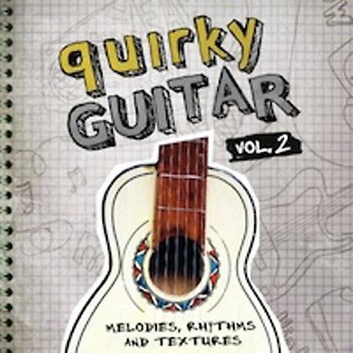 Big Fish Audio Quirky Guitars vol. 2