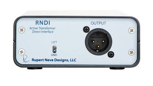 Rupert Neve Designs RNDI 1-channel Active Instrument Direct Box
