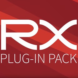 iZotope RX PlugIn Pack