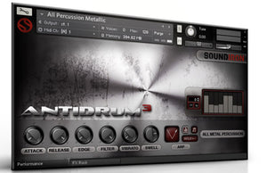 Soundiron Antidrum III