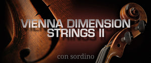VSL Dimension Strings II