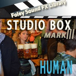 Best service Studio Box SFX Human Surroundings 2