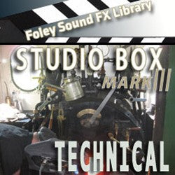 Best service Studio Box SFX Machines 1