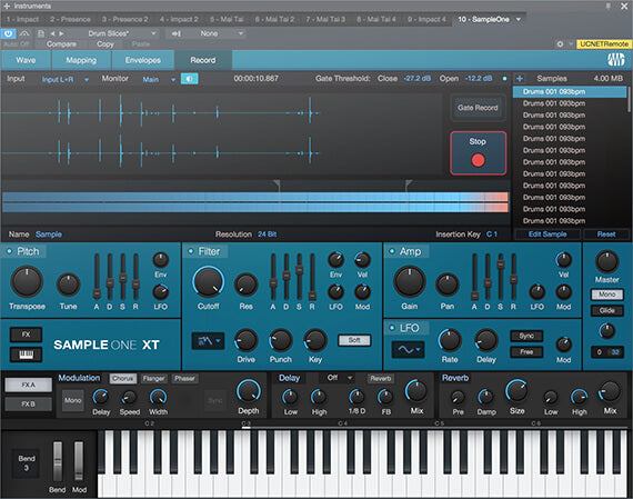 PreSonus Studio One 4 Professional - Crossgrade