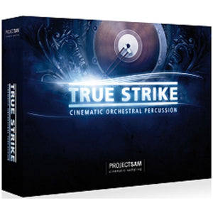 Project SAM True Strike 1 Orchestral Percussion