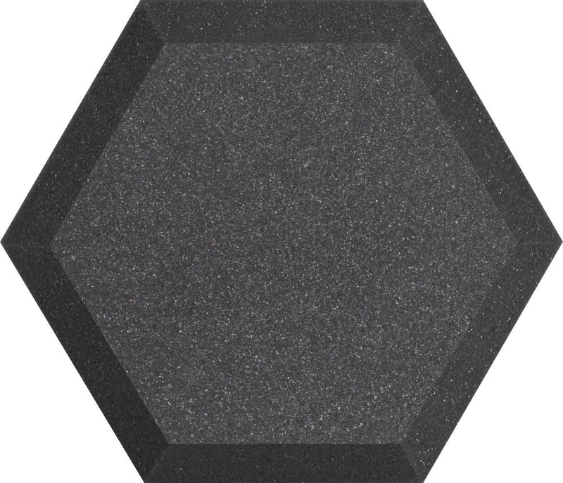 "Ultimate Acoustics UA-HX-12 Hex Series Hexagon Foam Wall Panel 12"" (Pair)"