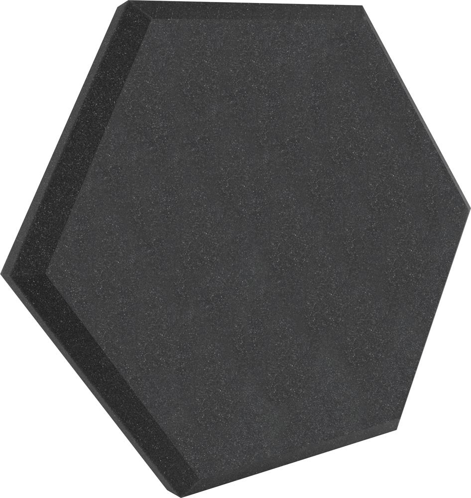 "Ultimate Acoustics UA-HX-24 Hex Series Hexagon Foam Wall Panel 24"" (Pair)"