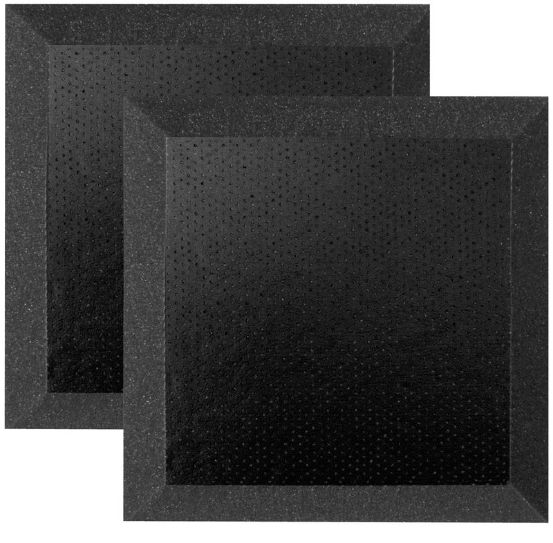 Ultimate Acoustics UA-WPBV-12 Bevel Wall Panel with Vinyl Layer (pair)