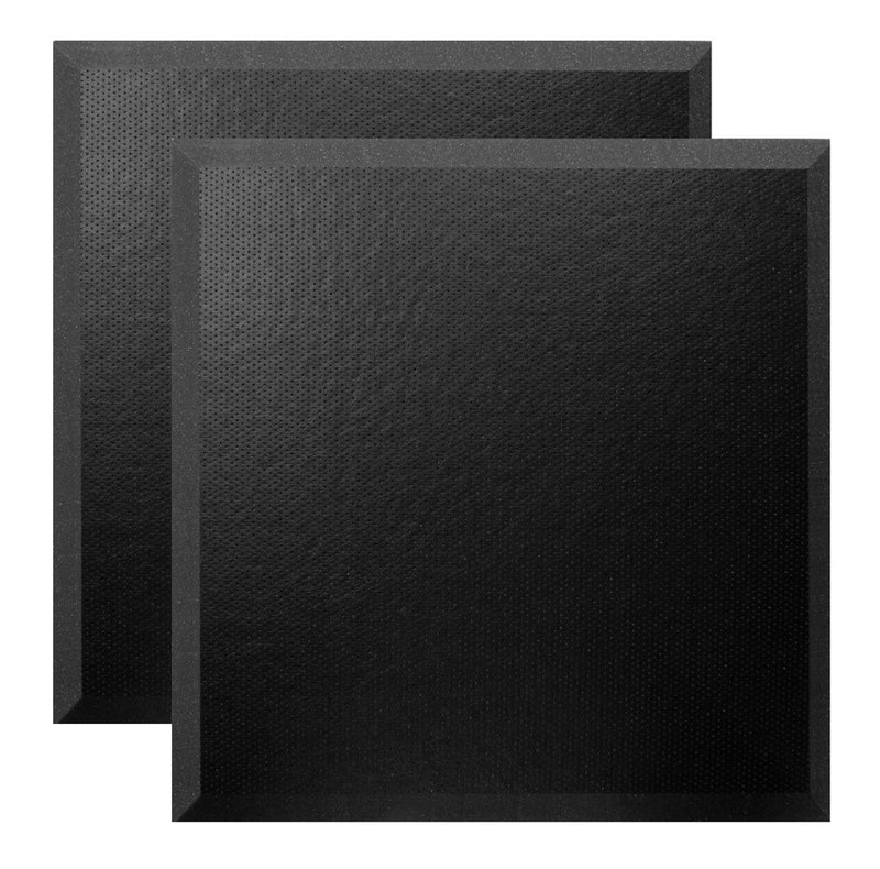 Ultimate Acoustics UA-WPBV-24 Bevel Wall Panel with Vinyl Layer (pair)