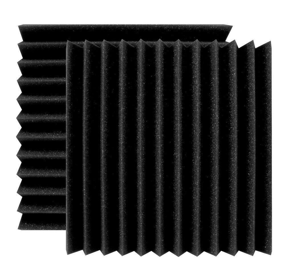 Ultimate Acoustics UA-WPW-12 Wedge Wall Panel (pair)