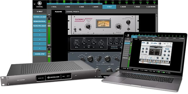 Universal Audio UAD-2 Live Rack