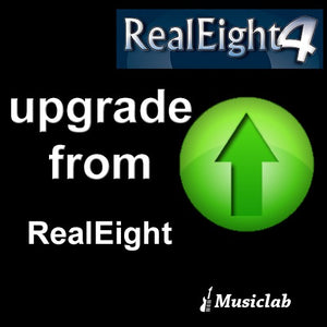 MusicLab Upgrade RealEight 4