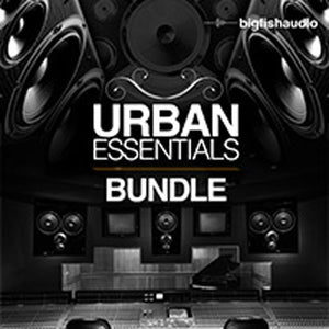 Big Fish Audio Urban Essentials Bundle