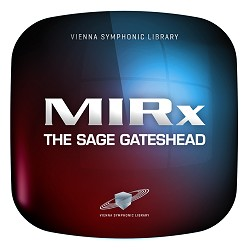VSL Vienna MIRx The Sage Gateshead