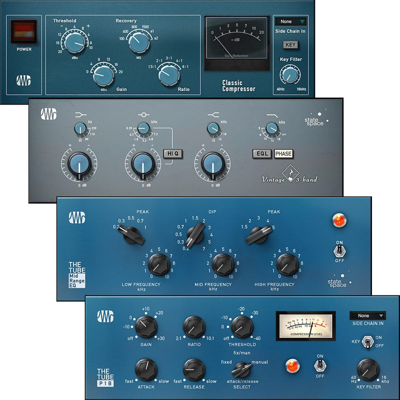 PreSonus Fat Channel Vintage Channel Strips Bundle