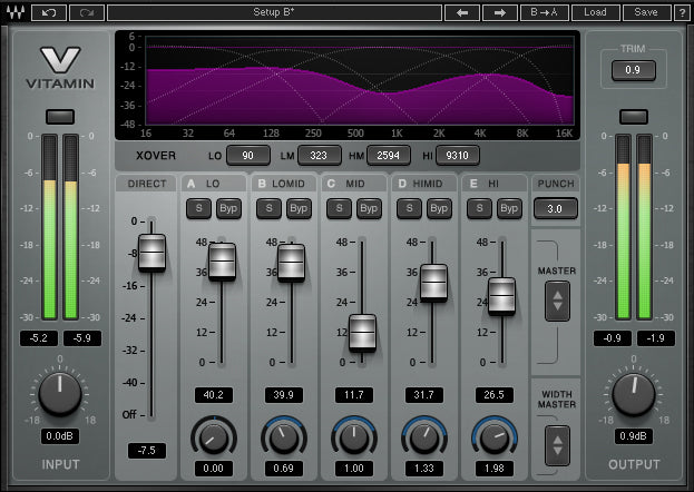 Plug-ins: Equalizers – TOT ALL AUDIO
