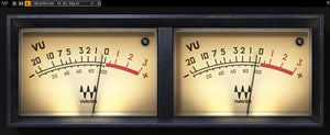 Waves VU Meter